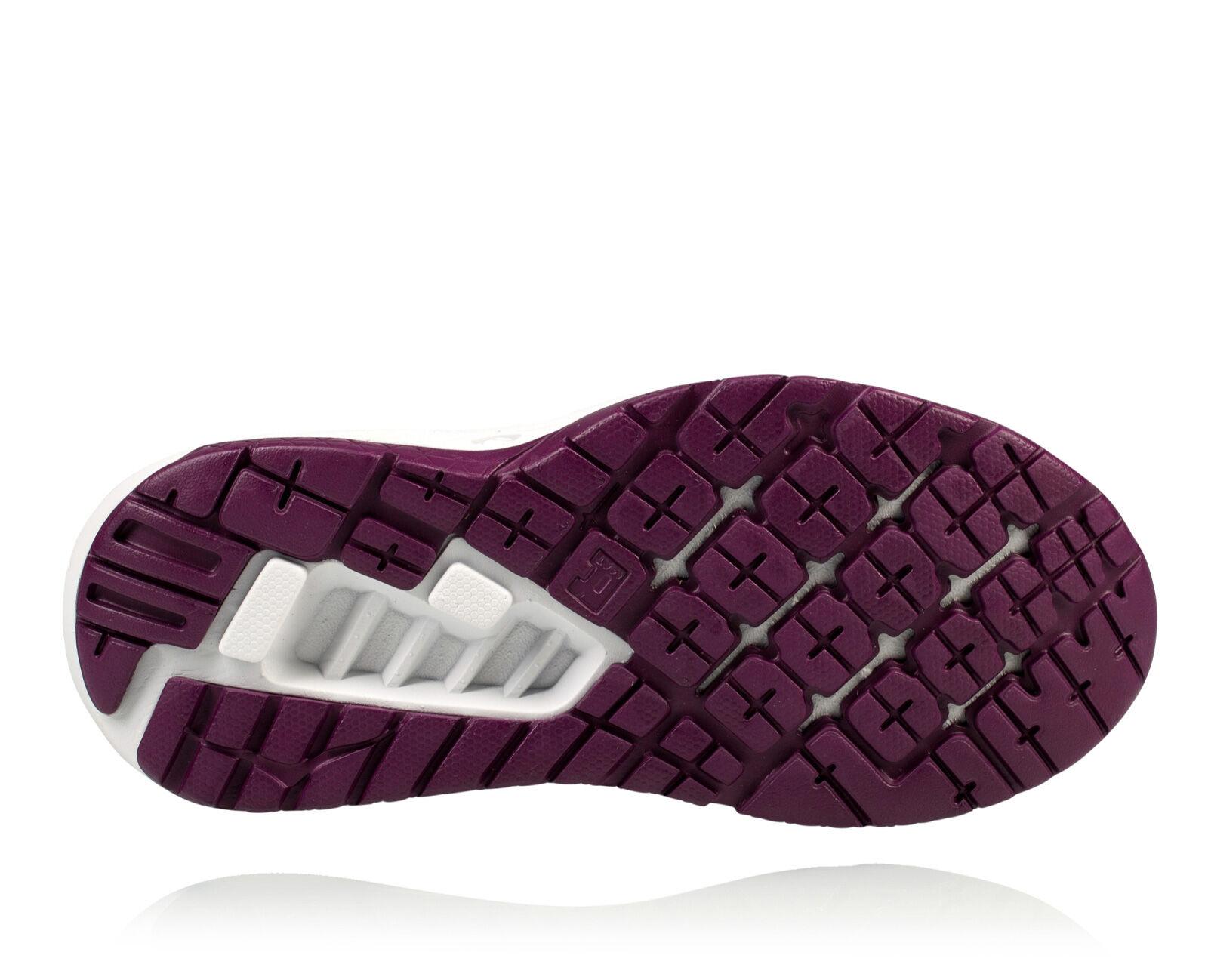 Hoka One One Kona Clayton 2 Pickled Beet Purple Running Tennis Shoes 1019678 sz