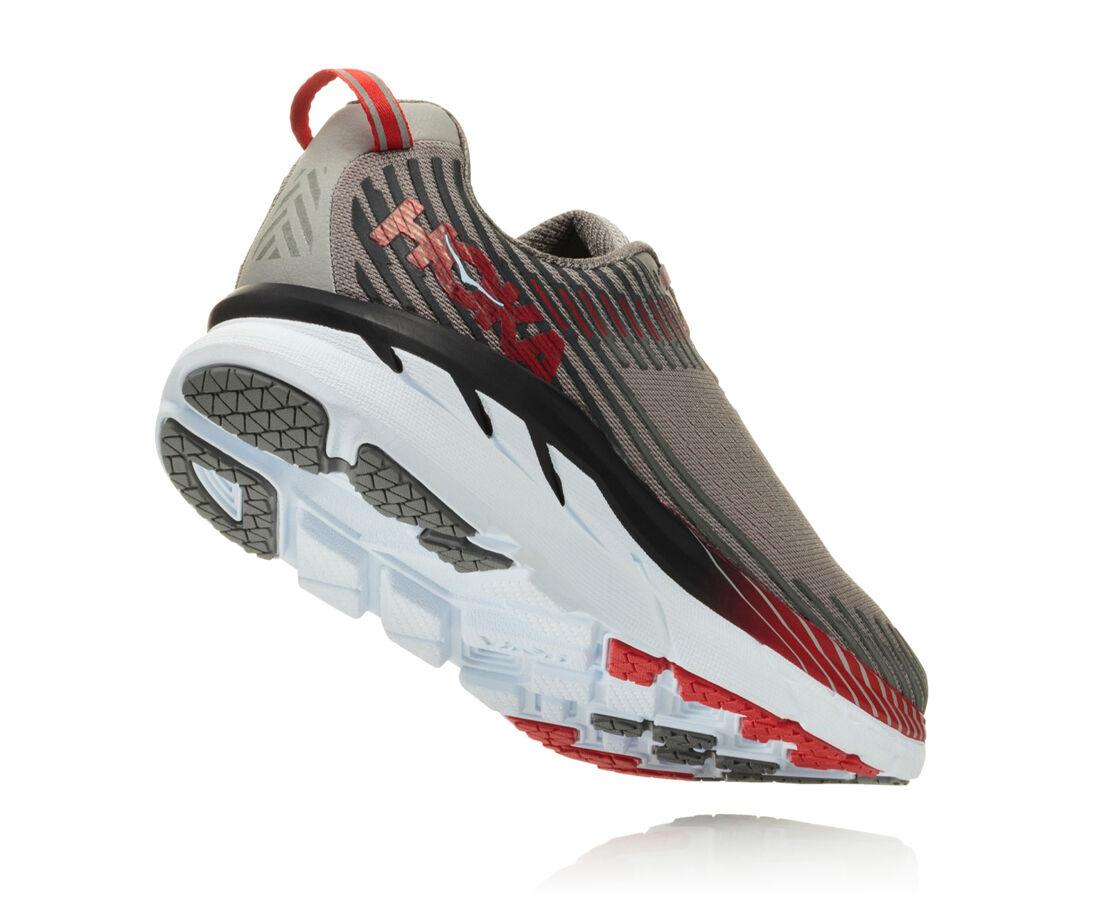 40 2//3 Hoka One One Clifton 5 Sneaker Laufschuhe Sport Schuhe 1093755 BWHT Gr