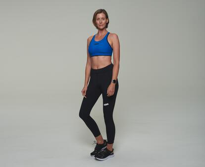 Performance Crop Tight