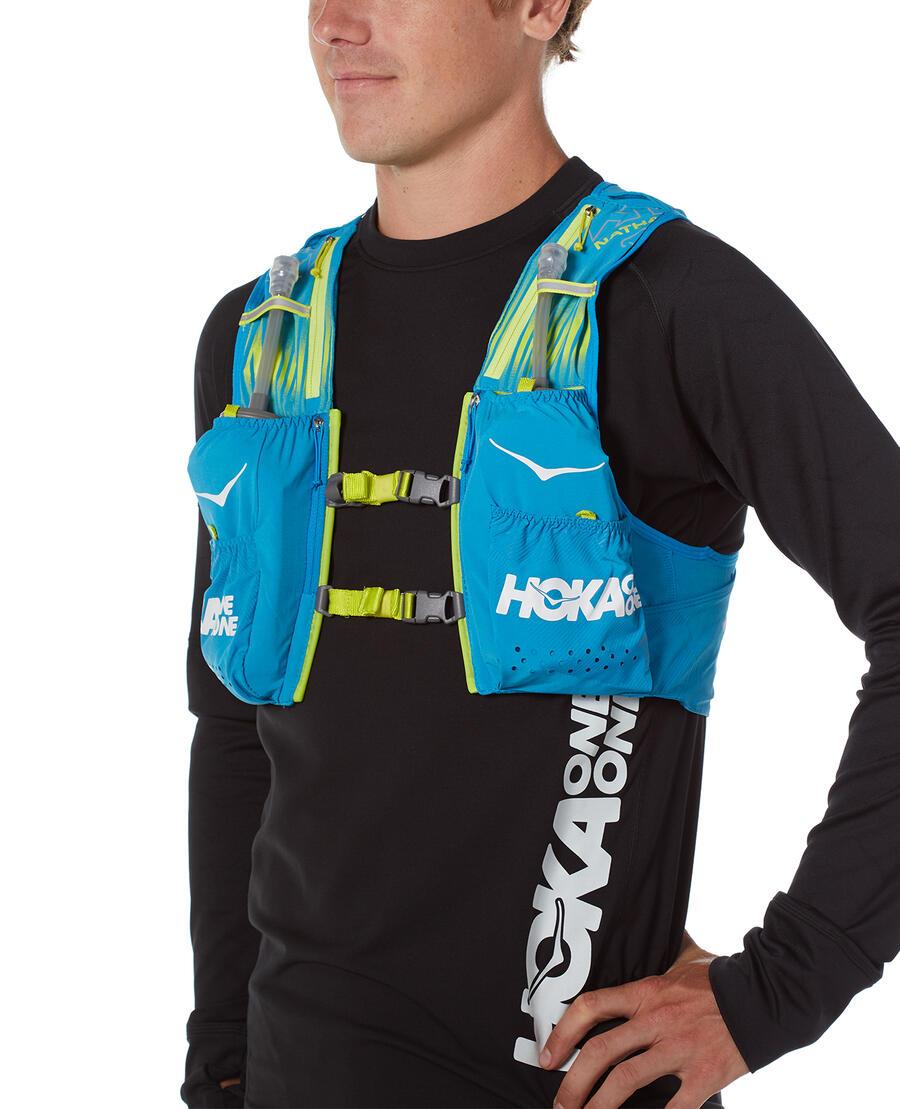 M HOKA RACE VEST 8L