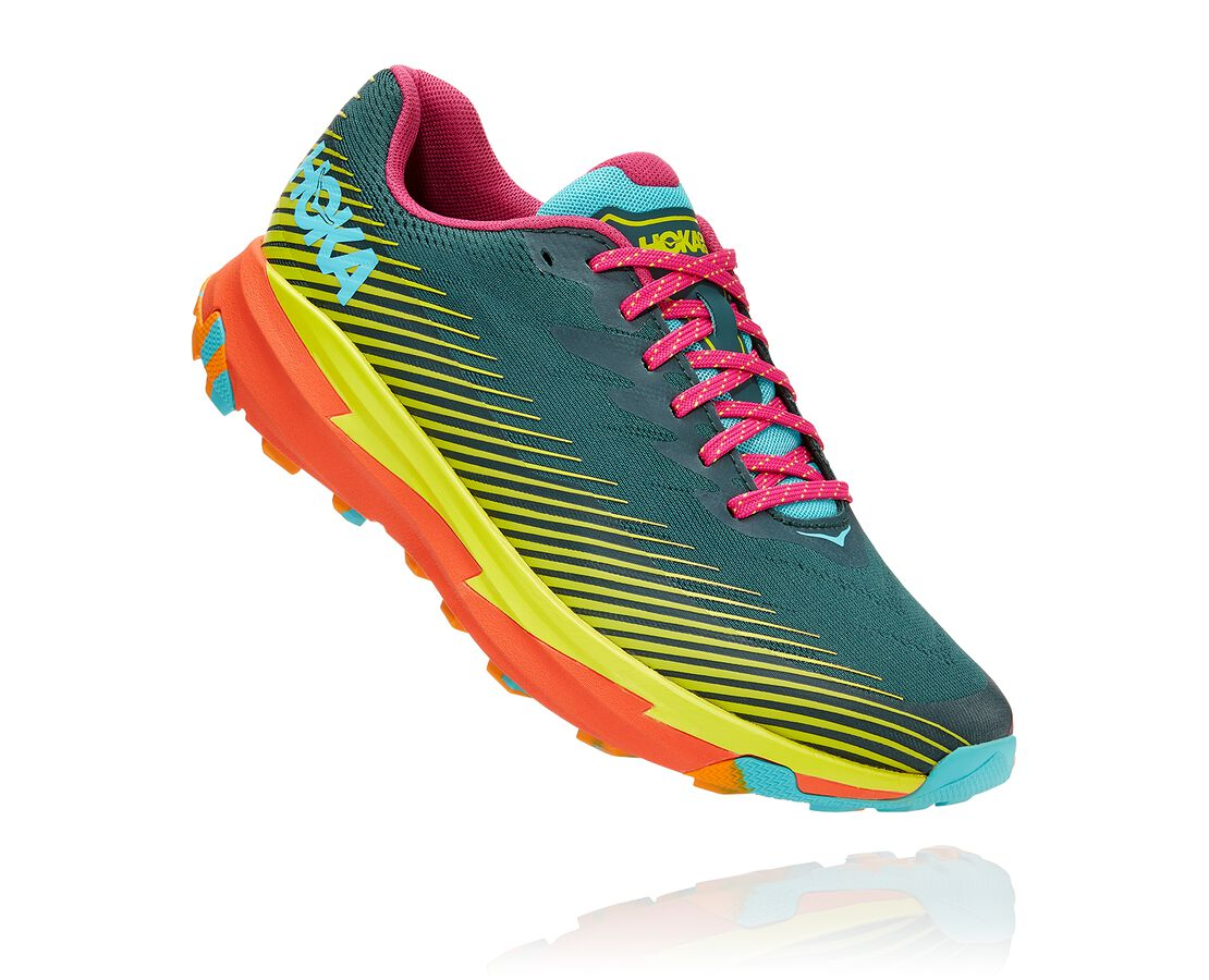 Hoka Limited Edition Torrent 2 X Cotopaxi £110
