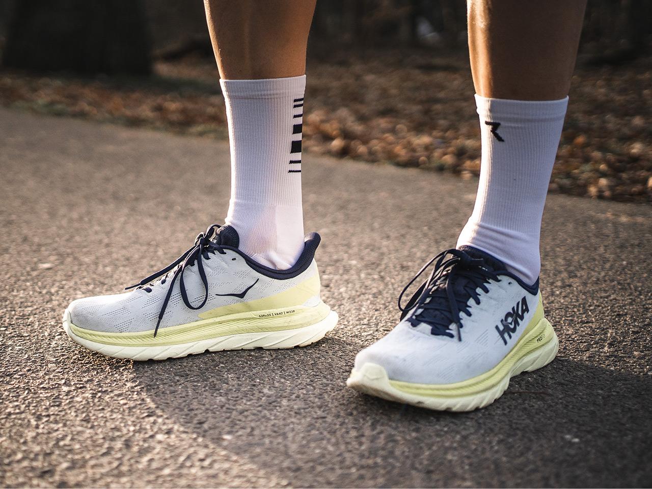 Mach 4 shoe