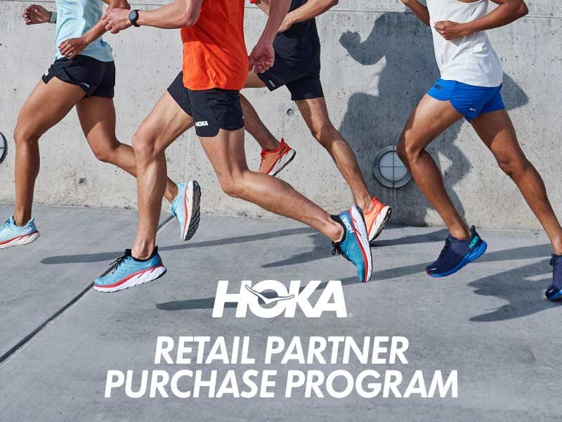 HOKA Industry Purchase Program