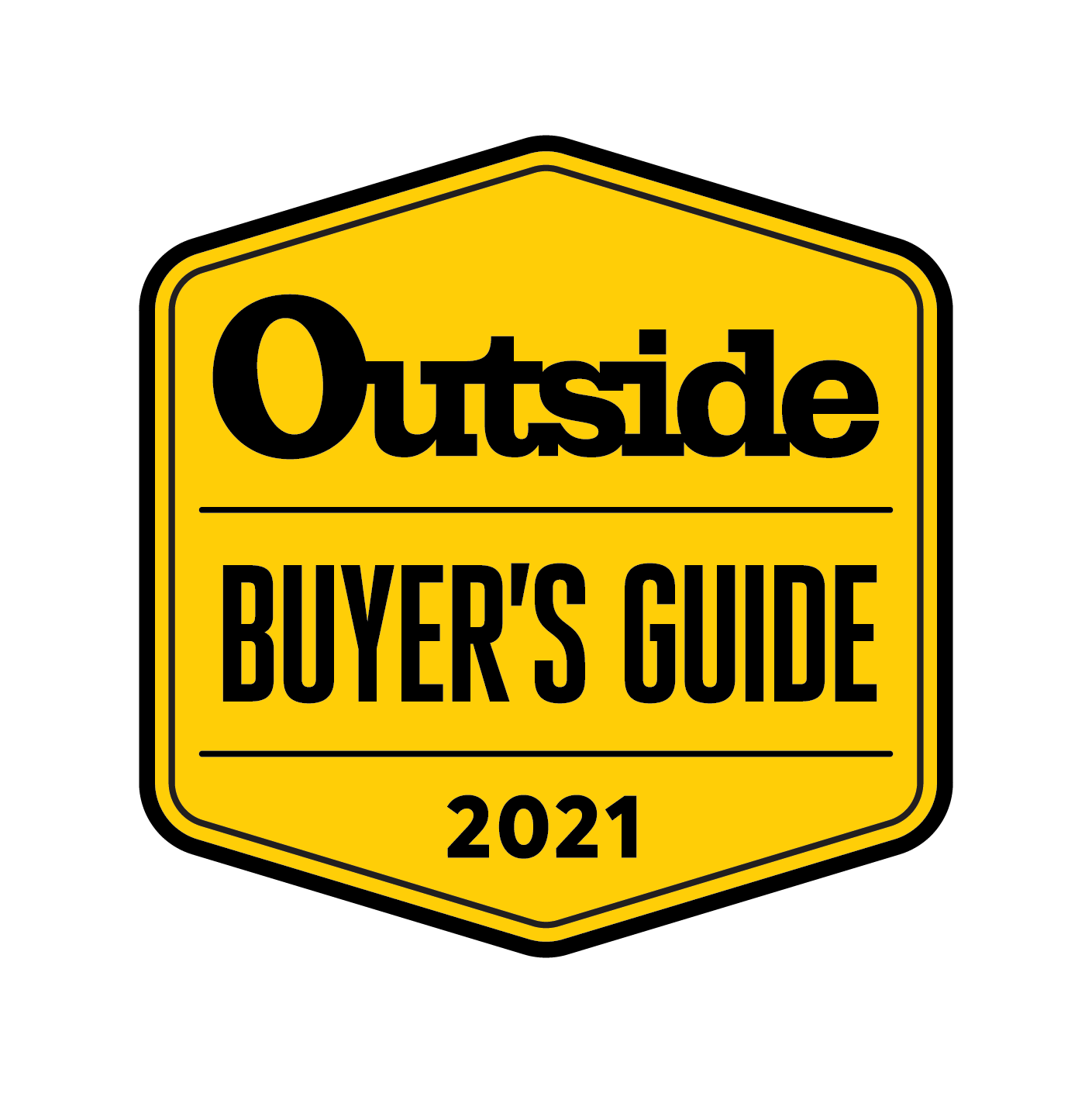 This shoe has recieved the Outside Buyers Guide Award